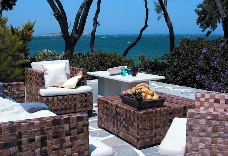 Poseidon Hotel & Suites, Mykonos, Terrace/Patio