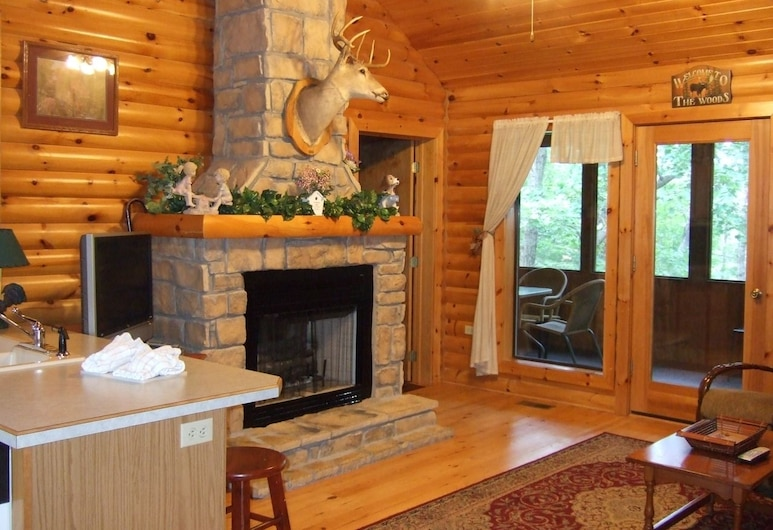 Westgate Branson Woods Resort and Cabins, Branson, Living Room