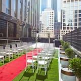 Venkovní prostory pro svatby