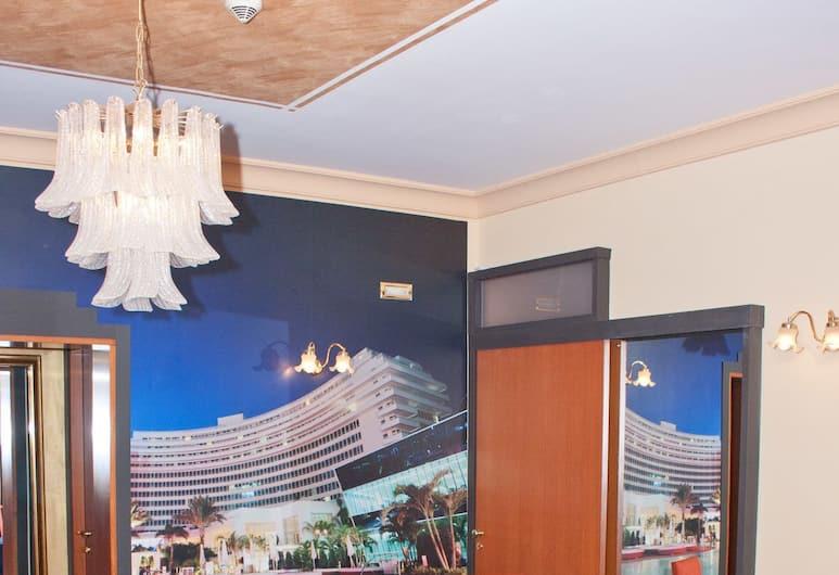 Hotel Serena, Palerme, Salon de la réception