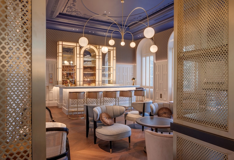 Hilton Imperial Dubrovnik, Dubrovnik, Bar do hotel