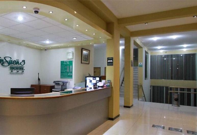 Ensueño Hotel, Arequipa, Reception
