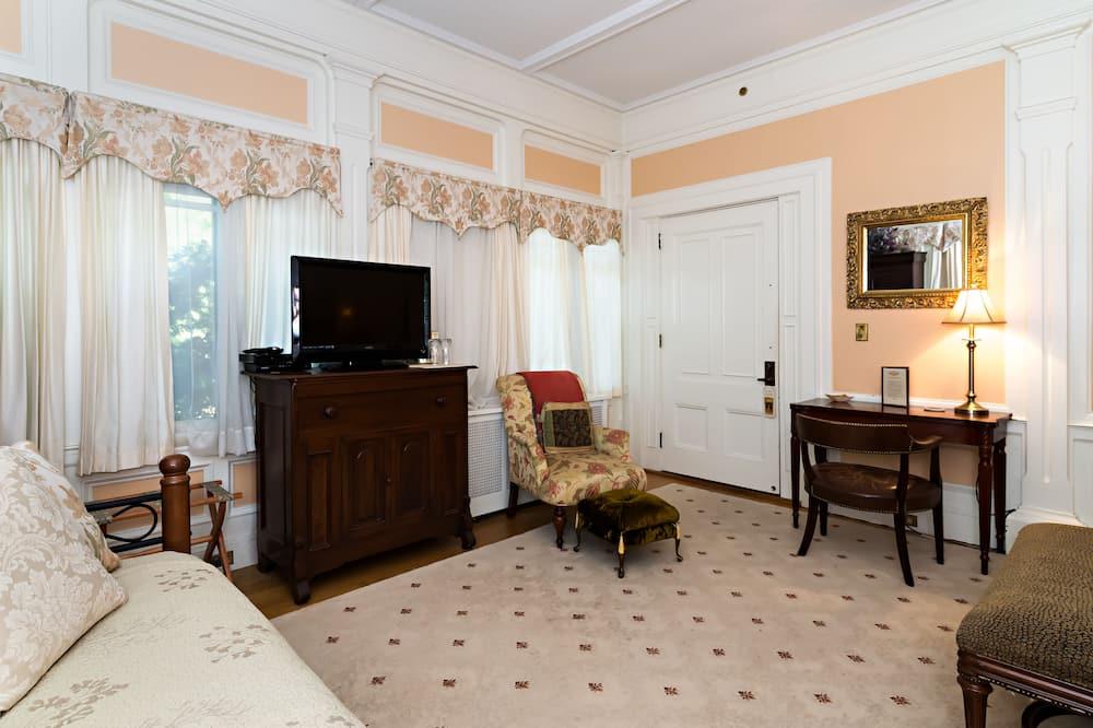Habitación estándar, 1 habitación, no fumadores - Zona de estar