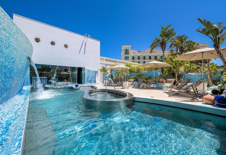 Hotel Las Arenas Balneario Resort, Valencia, Spa