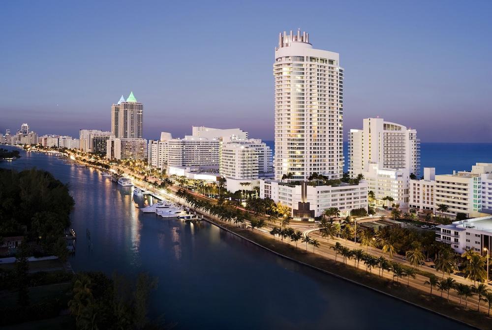 Fontainebleau Miami Beach, Miami Beach, Standard rom, Gjesterom