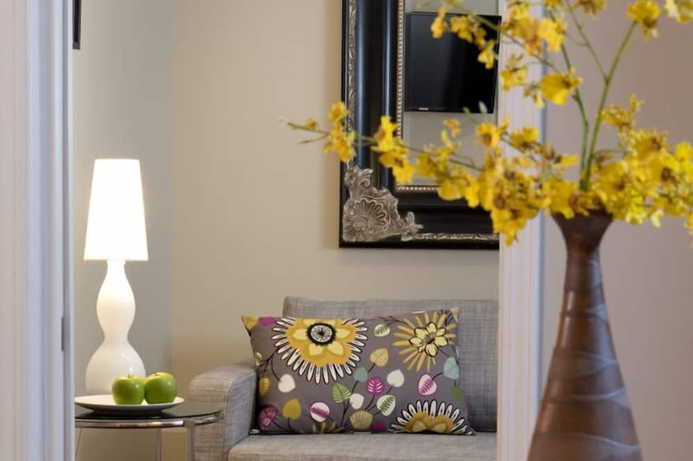 Urban Flat 1 Bedroom - Living Area
