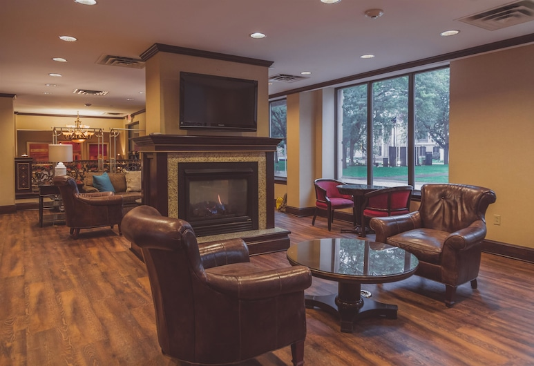 The Parkview Hotel, Syrakuzy, Lobby