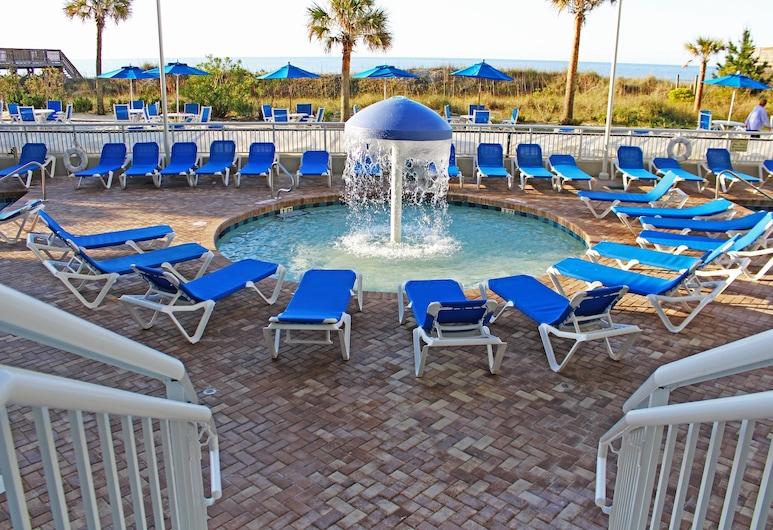 Avista Resort, North Myrtle Beach, Children's Pool