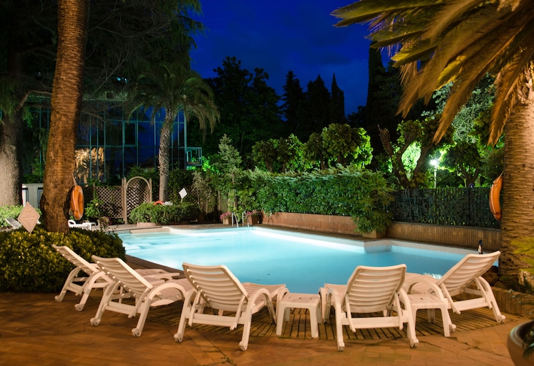Grand Hotel Terme Tamerici e Principe, Montecatini Terme, Välibassein