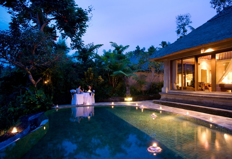 Royal Pita Maha, Ubud, Deluxe Villa, Private Pool (Free Floating B'fast for 3 Night Stay), Outdoor Pool