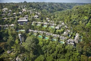 烏布峇里島皇家彼特曼哈飯店的相片