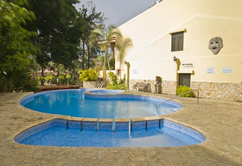 Adventure Inn, Ciudad Cariari, Outdoor Pool