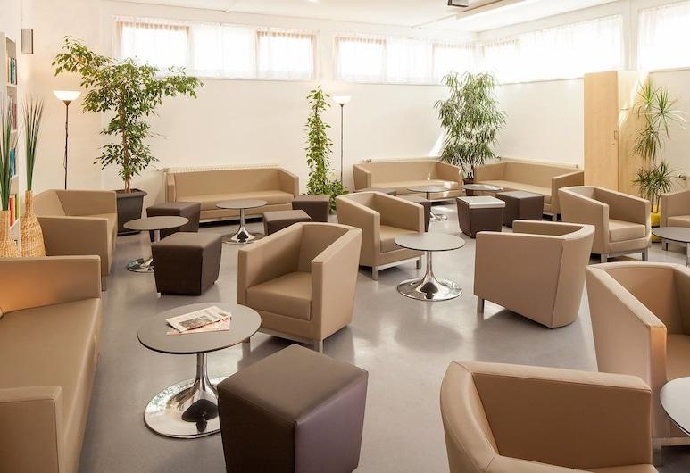 AllYouNeed Hotel Vienna 4, Wien, Lounge i lobbyn