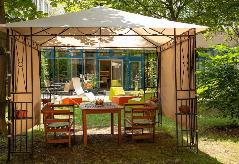 AllYouNeed Hotel Vienna 2, Viena, Jardín
