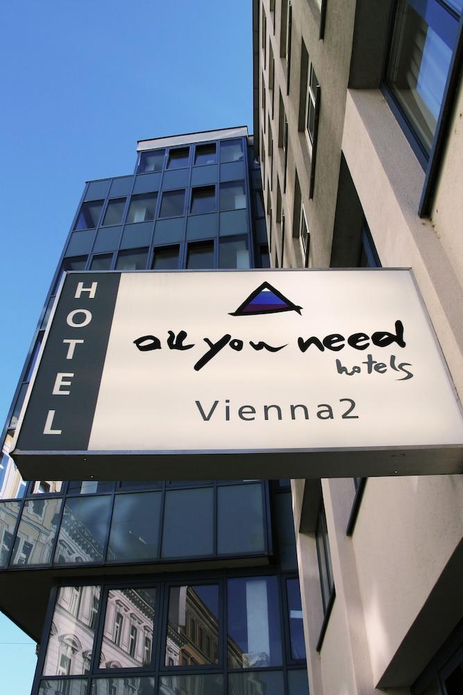 AllYouNeed Hotel Vienna 2, Vienna