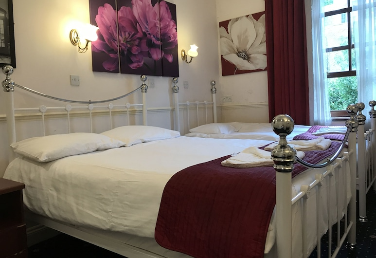 Springfield Hotel London, London, Vierbettzimmer, Zimmer