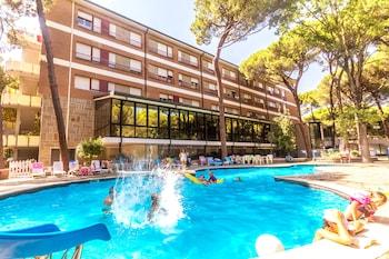 Mynd af Family Hotel Meridiana í Ravenna
