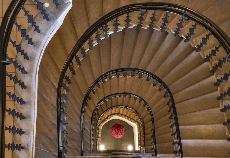 Falkensteiner Hotel Maria Prag, Praga, Escadaria