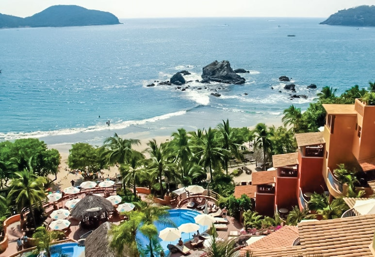 Embarc Zihuatanejo, Zihuatanejo, View from Hotel