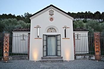 Mynd af Albergo Villa Marta í Lucca