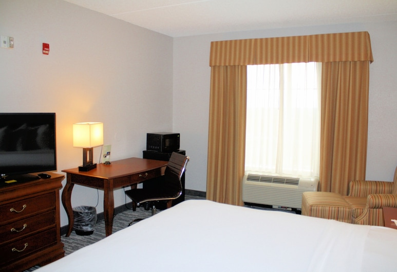 Country Inn & Suites by Radisson, BWI Airport (Baltimore), MD, Linthicum Heights, Zimmer, 1King-Bett, Nichtraucher, Zimmer
