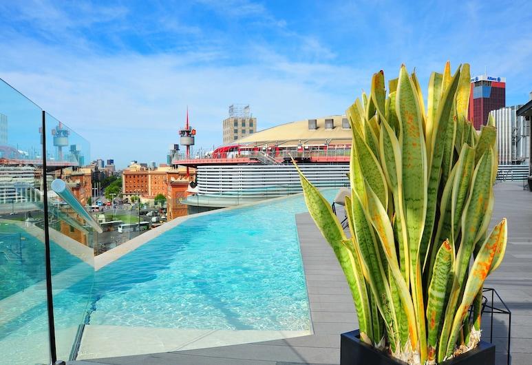 B-Hotel, Barcelona, Pool