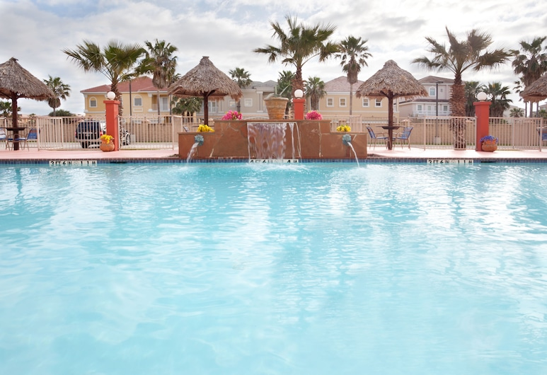 Holiday Inn Express Hotel & Suites South Padre Island, South Padre Island, Havuz