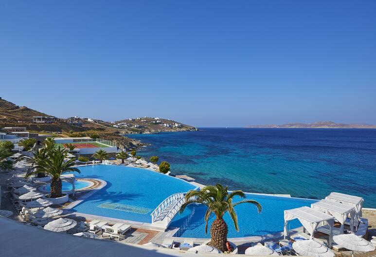 Saint John Hotel Villas & Spa, Mykonos, Utsikt fra hotellet