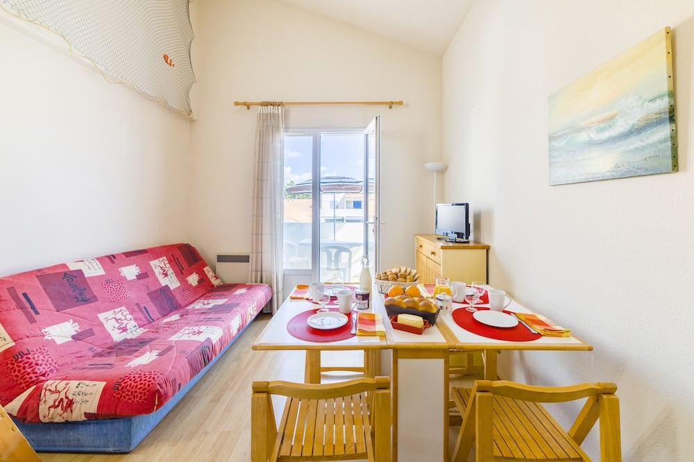 Alcove Studio or Mezzanine for 4 - Obývací prostor