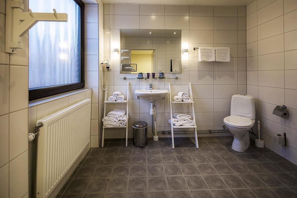 高級客房, 1 張標準雙人床, 非吸煙房 (Includes a light evening meal) - 浴室
