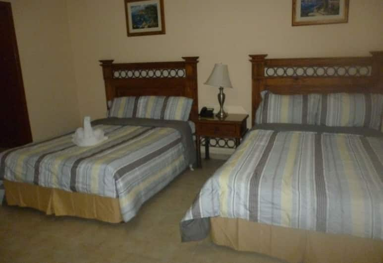 Hotel Avenida Cancun, Cancun, Superior Tek Büyük Yataklı Oda, Oda