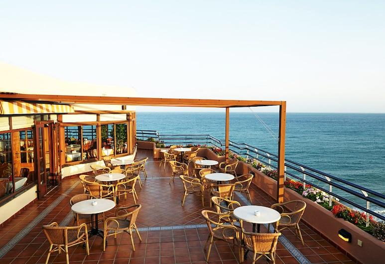 Apartamentos Princesa Playa, Marbella, Utendørsservering