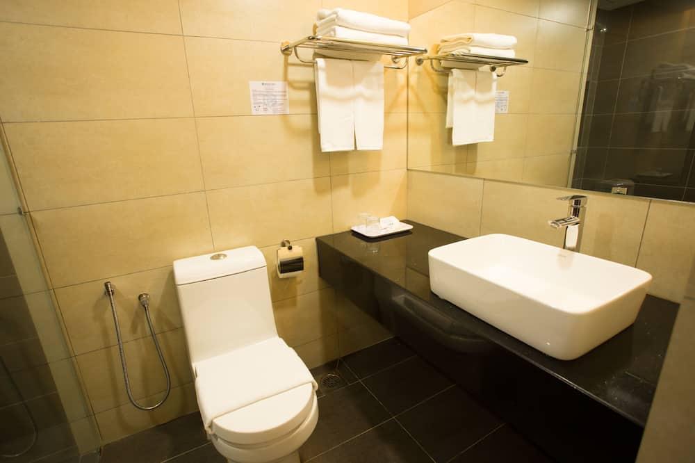 Superior Room, 2 Katil Bujang (Single) - Bilik mandi