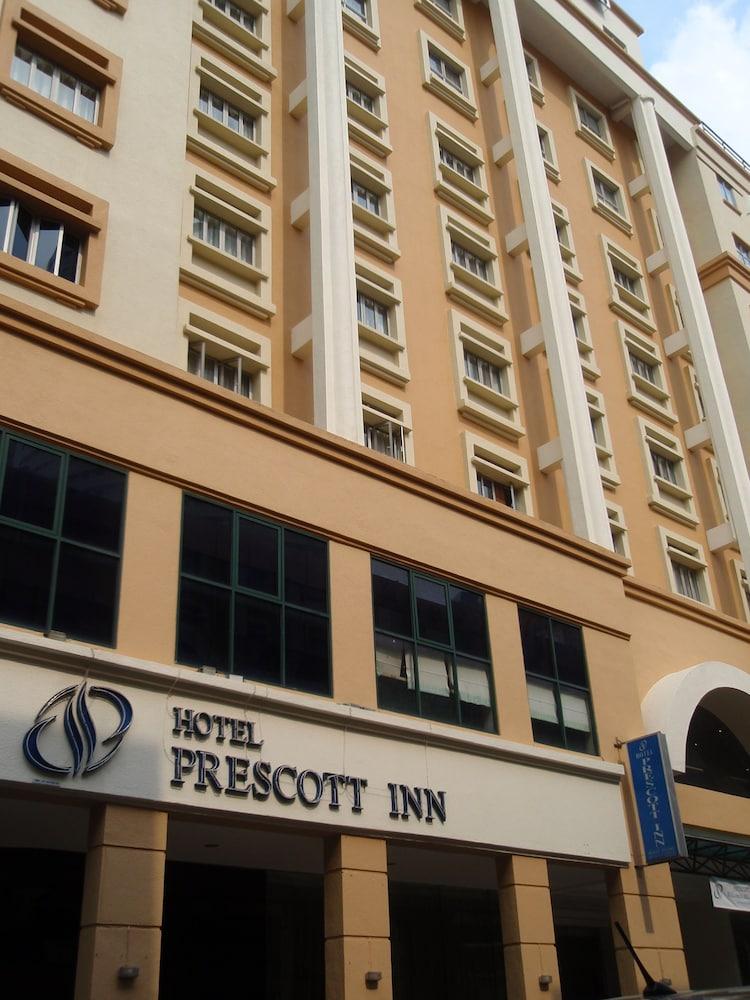 Prescott Hotel Kl Medan Tuanku Kuala Lumpur Porch