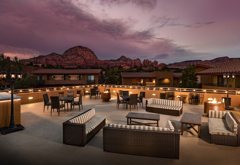Sedona Rouge Hotel and Spa Trademark Collection by Wyndham, Sedona, Terrace/Patio