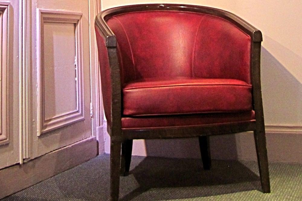 Štandardná jednolôžková izba - Obývacie priestory