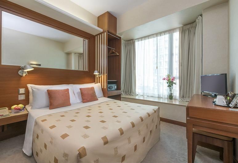 香港西九龍絲麗酒店, 九龍, 豪華客房, 客房