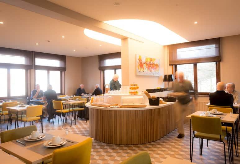 Hotel Olympia, Bruges, Reggeliző helyiség