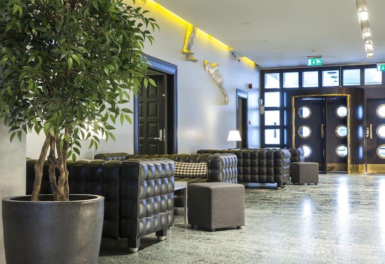 Radisson Blu 1919 Hotel, Reykjavik, Reykjavik, Ruang Duduk Lobi