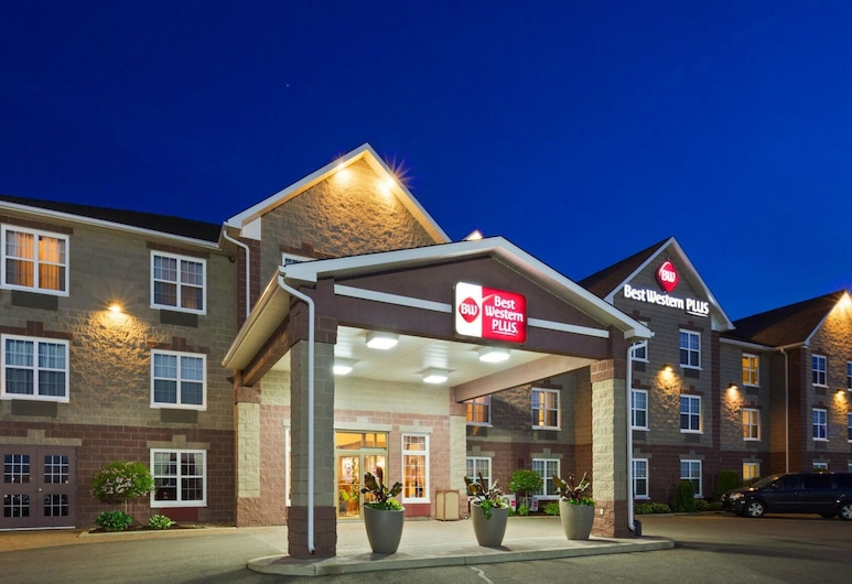 Best Western Plus Grand-Sault Hotel & Suites, Grand Falls