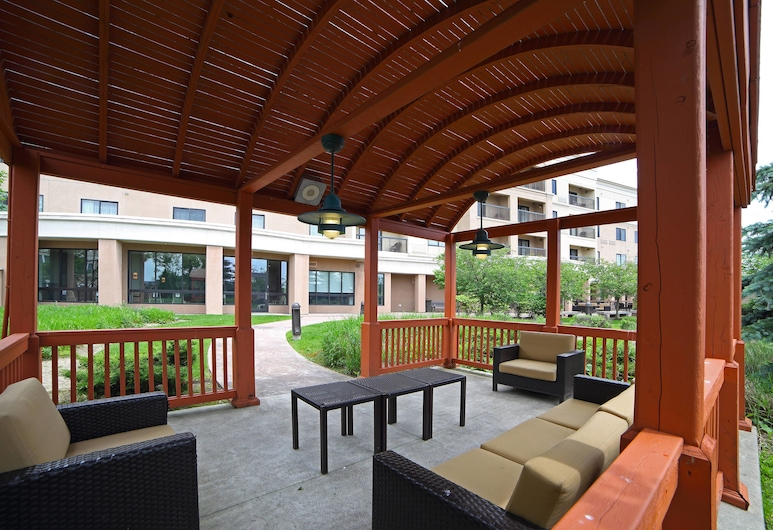 Courtyard by Marriott Mississauga - Airport Corporate Centre West, Mississauga, Terrasse/Patio