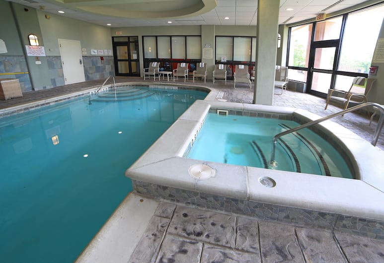 Courtyard by Marriott Mississauga - Airport Corporate Centre West, Mississauga, Indoor Pool