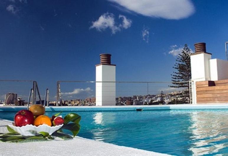 Hotel Taburiente, Santa Cruz de Tenerife, Pool
