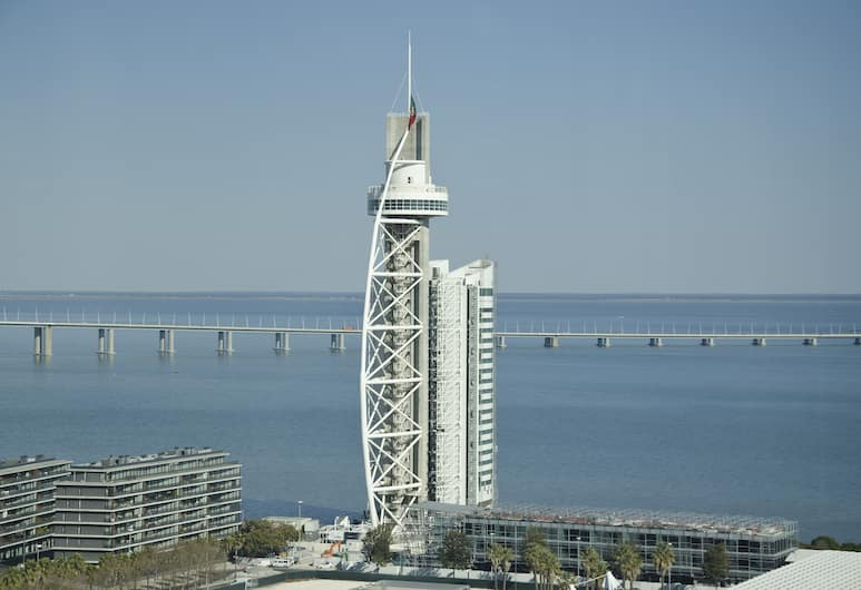 VIP Executive Art's, Lisbon, View from Hotel