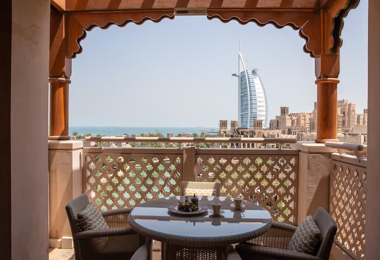 Jumeirah Al Qasr, Dubajus, liukso klasės numeris, 1 miegamasis (Ocean), Svečių kambarys
