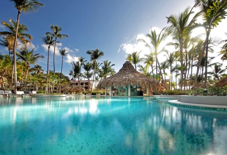 Grand Palladium Palace Resort Spa & Casino - All Inclusive, Punta Cana, Udendørs pool