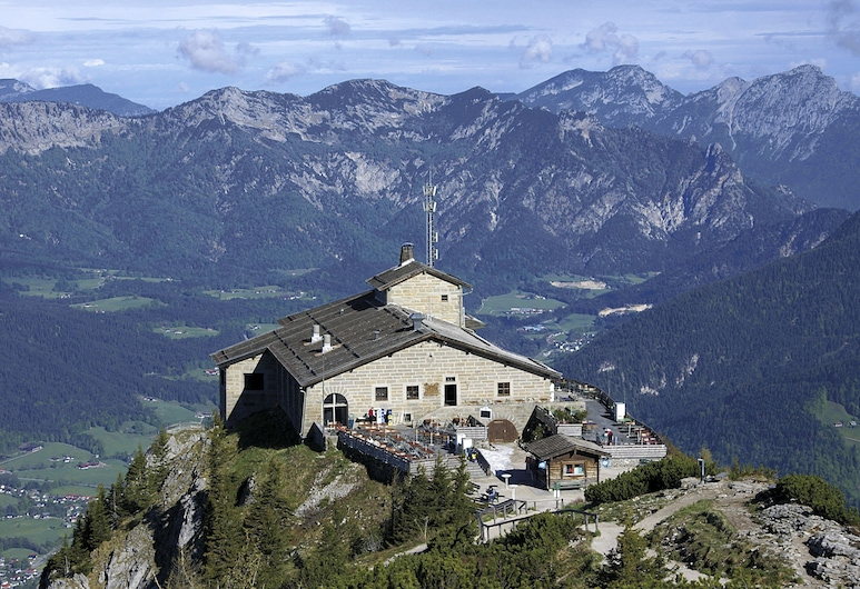 Stolls Hotel Alpina, Schoenau am Koenigssee, Viešbučio teritorija