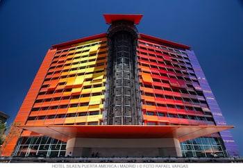 Madryt — zdjęcie hotelu Hotel Puerta América