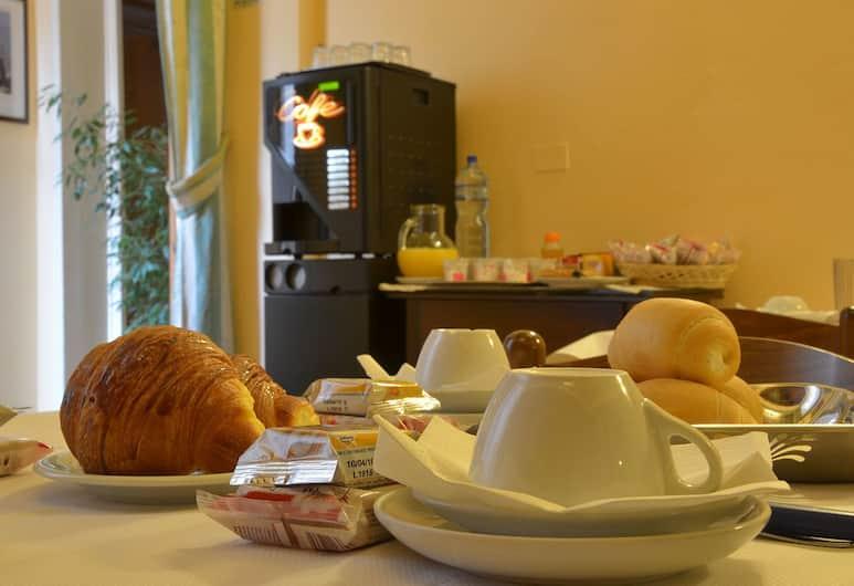 Hotel Giotto, Florencia, Reštaurácia