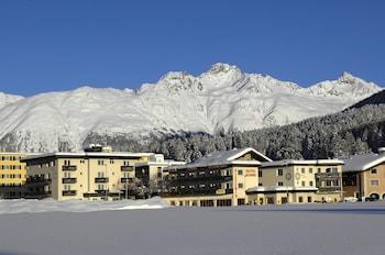 Φωτογραφία του Hotel Sonne St. Moritz, Σεν Μόριτζ